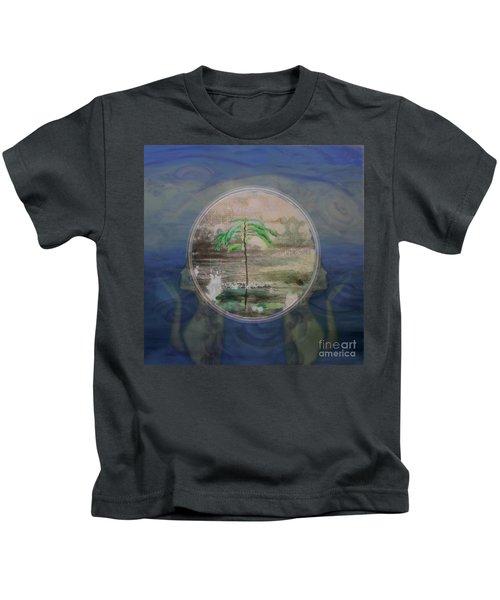 Return To A Half Remembered Dream Kids T-Shirt
