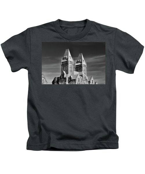 Richardson Building 3439 Kids T-Shirt