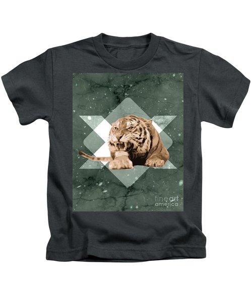 Roaring Tiger Kids T-Shirt