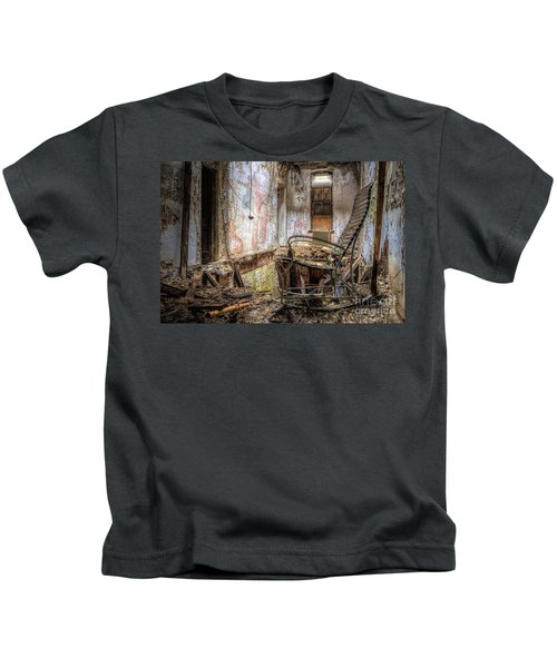 Rocking The Edge Kids T-Shirt