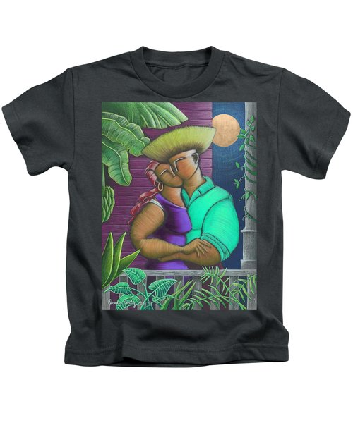 Romance Jibaro Kids T-Shirt