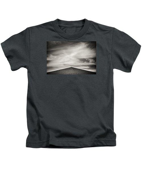 Rooftop Sky Kids T-Shirt