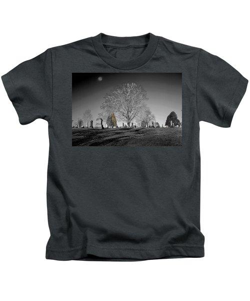 Roseville Cemetary Kids T-Shirt