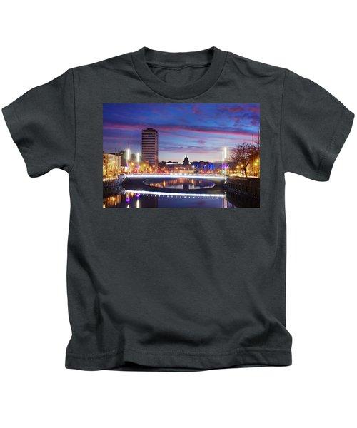Rosie Hackett Bridge - Dublin Kids T-Shirt