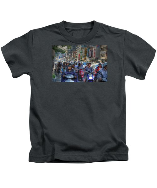 Rush Hour Kids T-Shirt