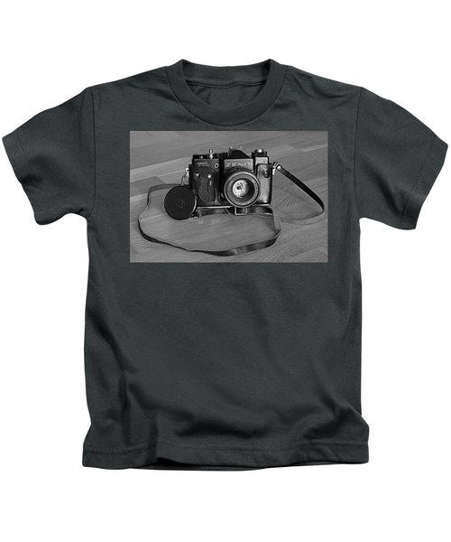 Russian Tank Kids T-Shirt