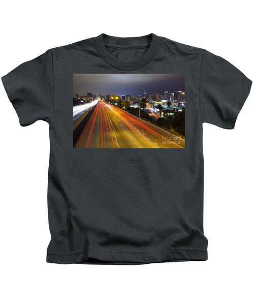 San Diego Skyline Kids T-Shirt