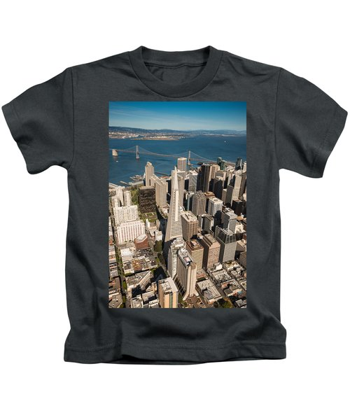 San Francisco Aloft Kids T-Shirt