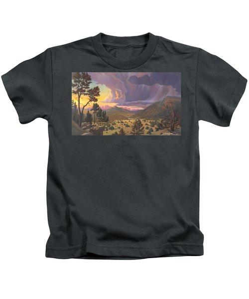 Santa Fe Baldy Kids T-Shirt