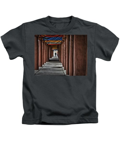 Santa Fe Nm 4 Kids T-Shirt