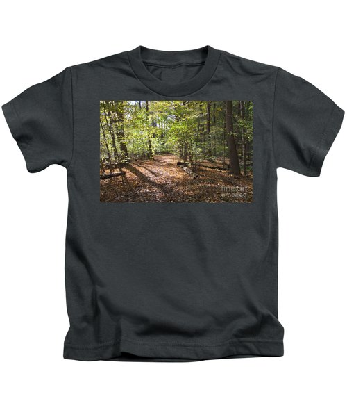 Scared Grove 2 Kids T-Shirt