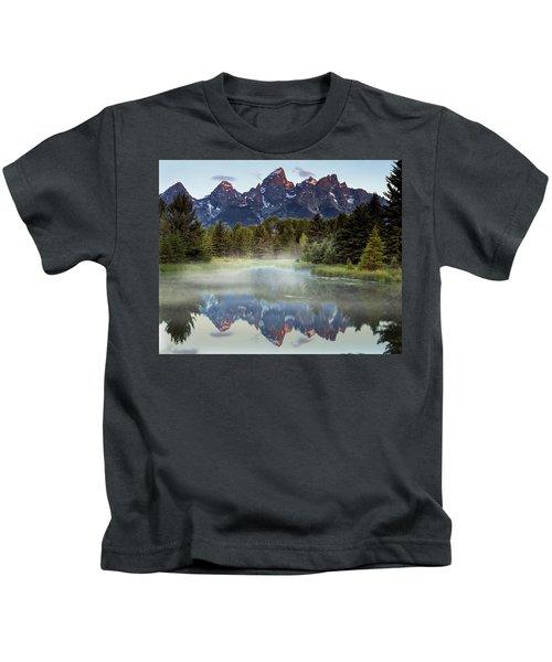 Schwabacher Landing Kids T-Shirt