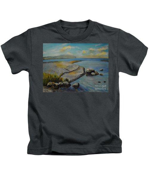 Seascape From Hamina 1 Kids T-Shirt