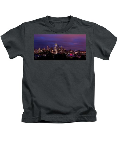 Seattle Night Kids T-Shirt