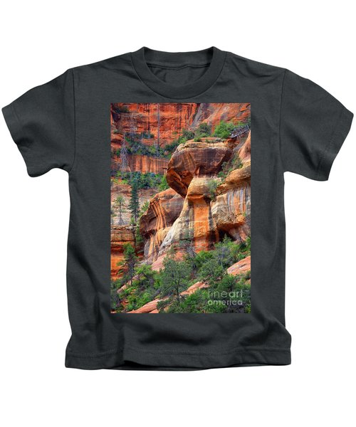 Sedona Stripes Kids T-Shirt