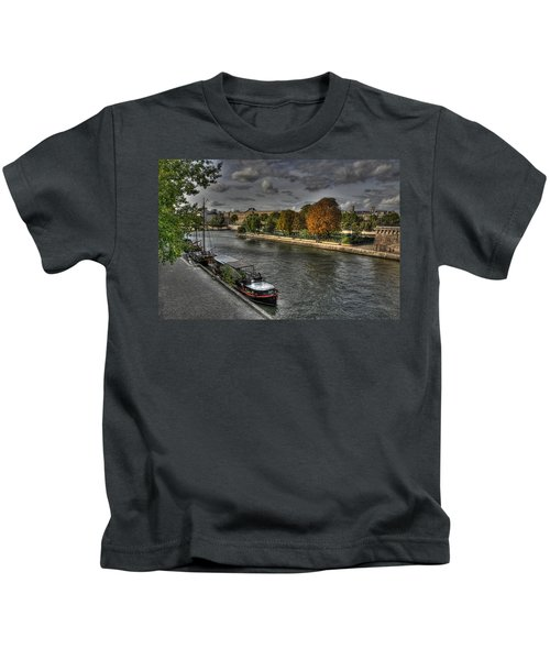 Seine Study Number One Kids T-Shirt