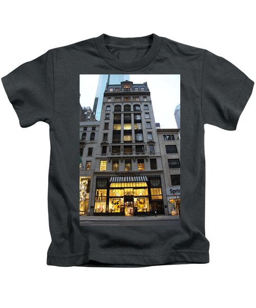 Sephora House - 5th Ave Nyc Kids T-Shirt