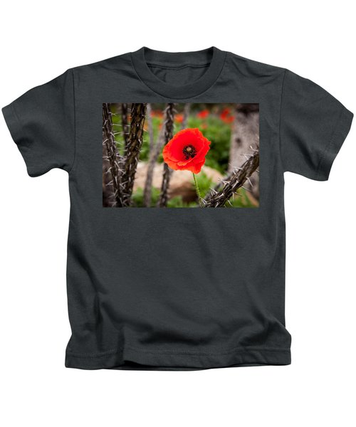 Sharp And Soft Kids T-Shirt