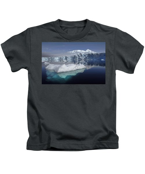Sheldon Glacier Kids T-Shirt