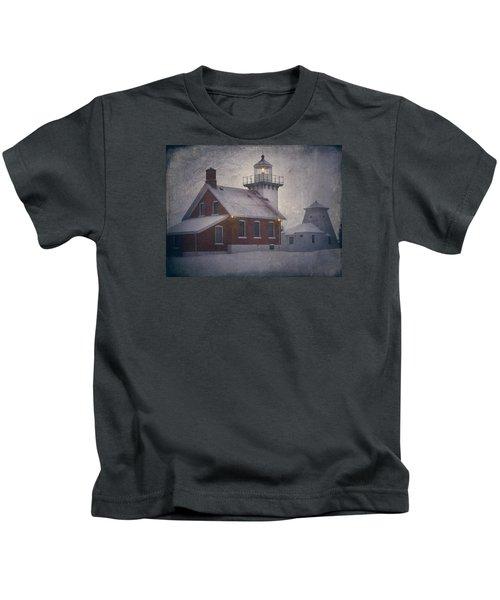 Sherwood Point Light Kids T-Shirt