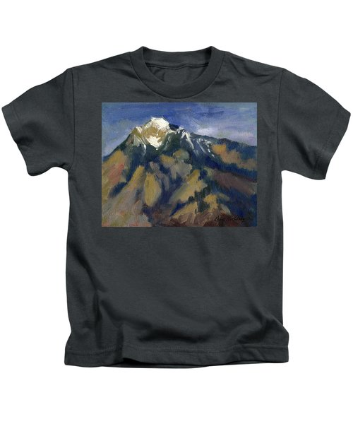 Sierra Nevadas Mount Tom Kids T-Shirt