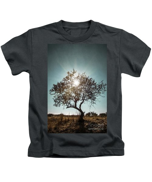 Single Tree Kids T-Shirt
