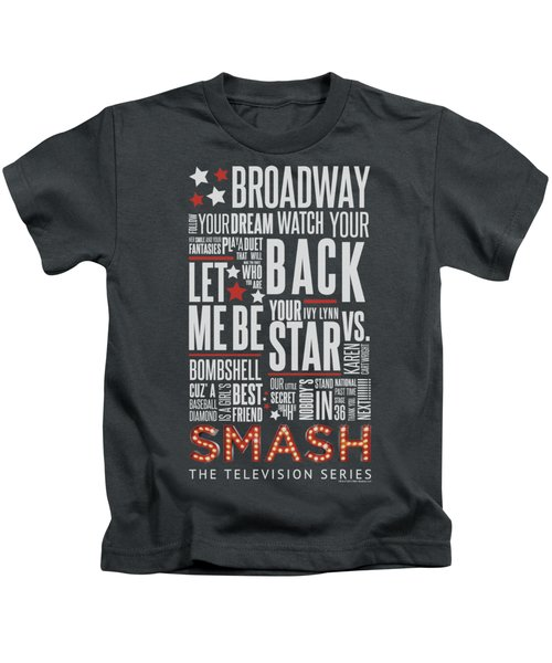 Smash - Broadway Kids T-Shirt by Brand A