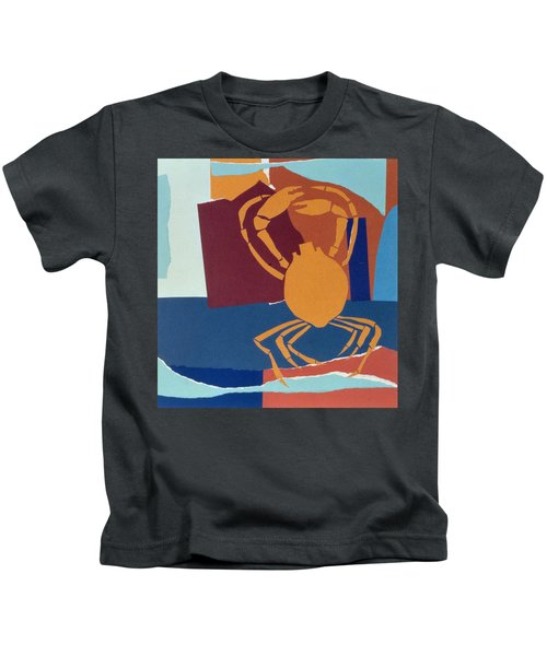 Spider Crab Kids T-Shirt
