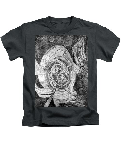 Spiral Rapture 2 Kids T-Shirt