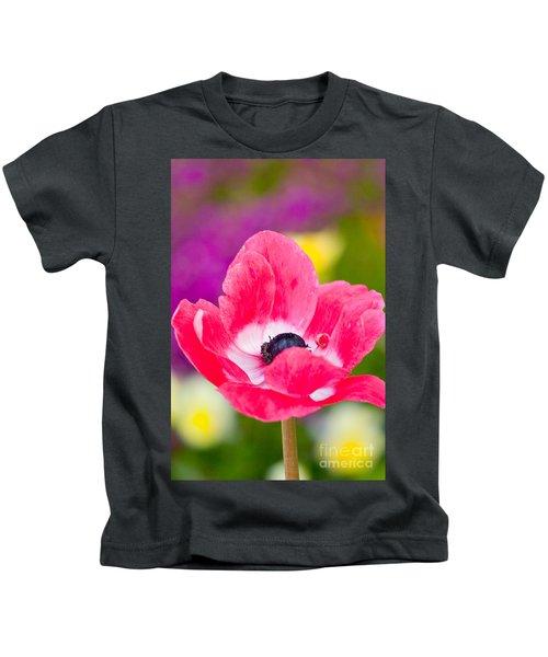Spring Colors   Kids T-Shirt