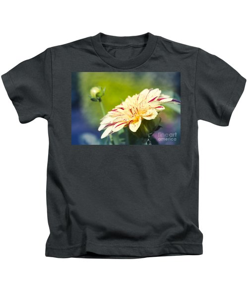 Spring Dream Jewel Tones Kids T-Shirt