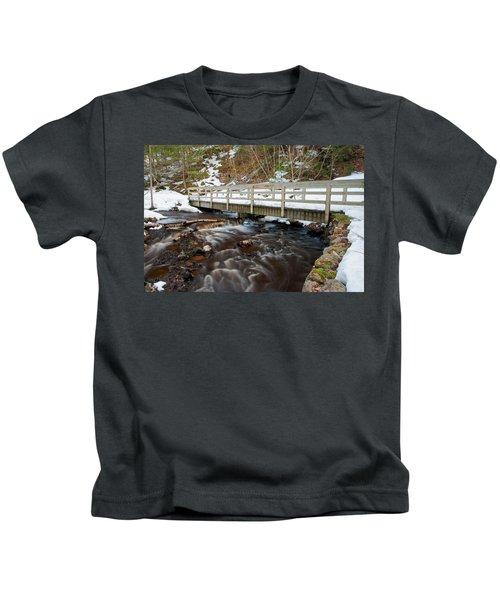 Spring Hike  Kids T-Shirt