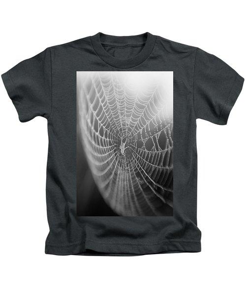 Spyder Web Kids T-Shirt