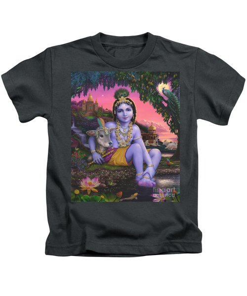 Sri Krishnachandra Kids T-Shirt