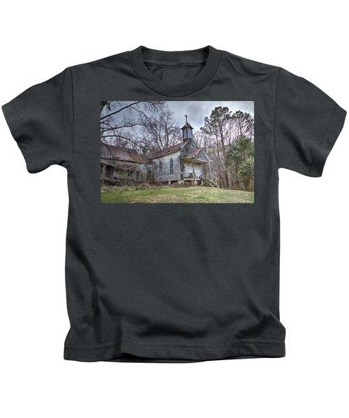 St. Simon's Church Kids T-Shirt