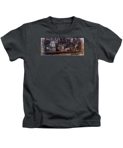 Stage Kids T-Shirt by Josh Hertzenberg