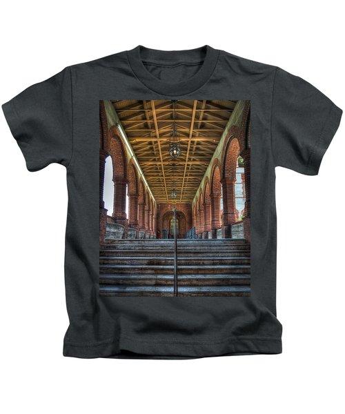 Stairway To History Kids T-Shirt