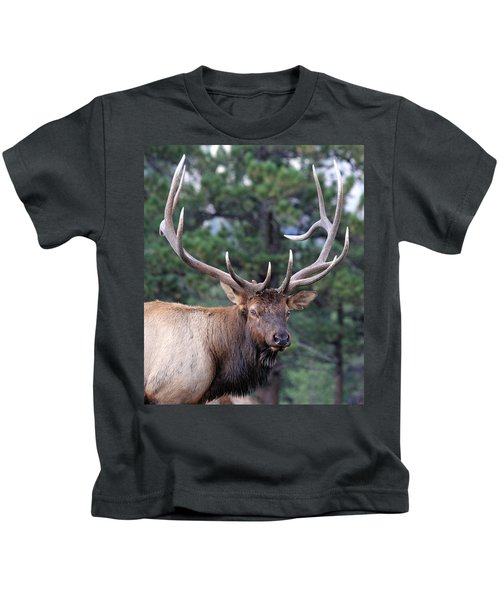 Stare Down Kids T-Shirt