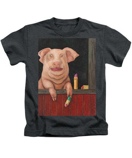 Still A Pig Kids T-Shirt