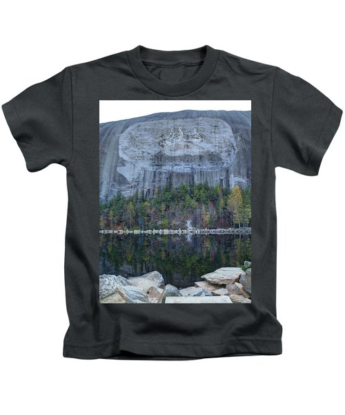 Stone Mountain - 2 Kids T-Shirt