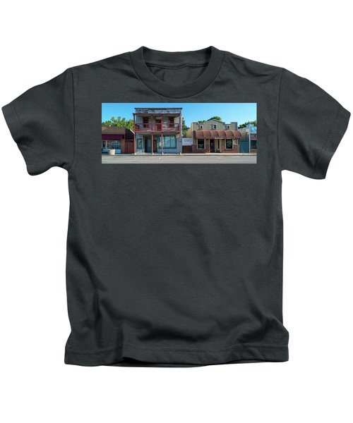 Stores At The Roadside, Isleton Kids T-Shirt