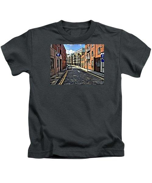 Streets Of Ireland Kids T-Shirt