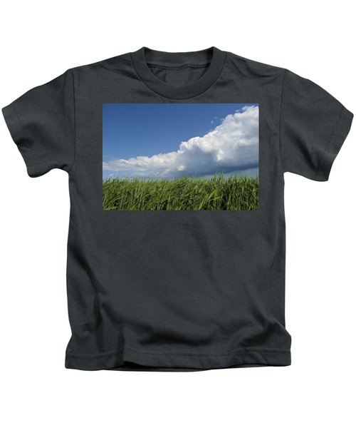 Suffolk Skies Kids T-Shirt