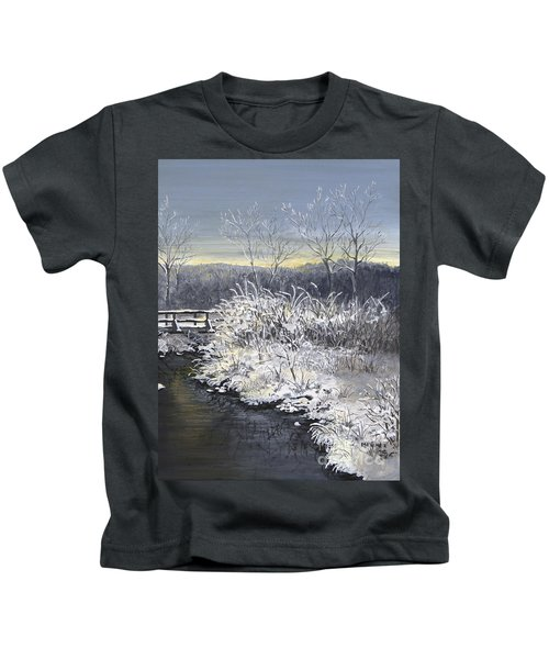 Sugared Sunrise Kids T-Shirt