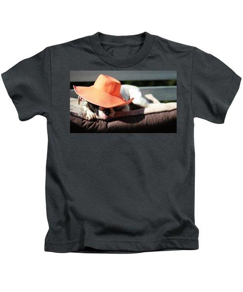 Summer Siesta Kids T-Shirt