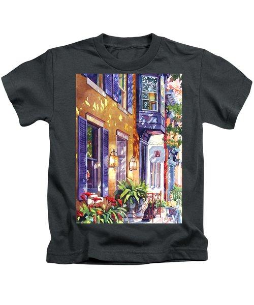 Summer Tea Kids T-Shirt
