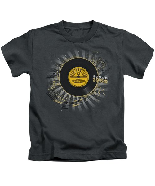 Sun - Established Kids T-Shirt by Brand A