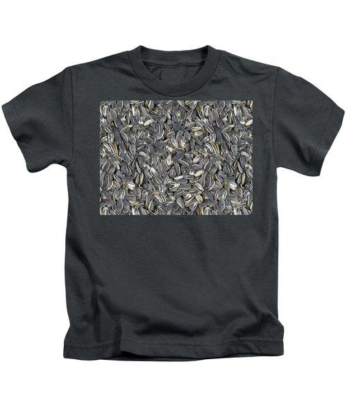 Sunflower Seeds Kids T-Shirt