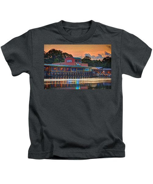 Sunrise At Lulu's Kids T-Shirt