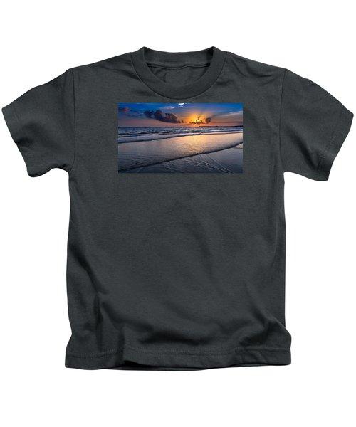 Sunset  Kids T-Shirt